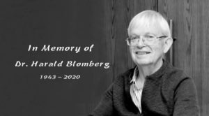 Harald-Blomberg, in memory of